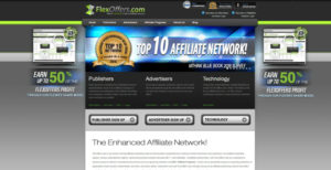 FlexOffers Affiliate Network and Program