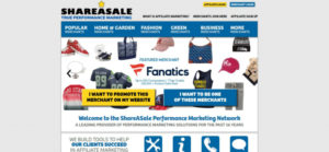 Shareasale Affiliate Network and Program