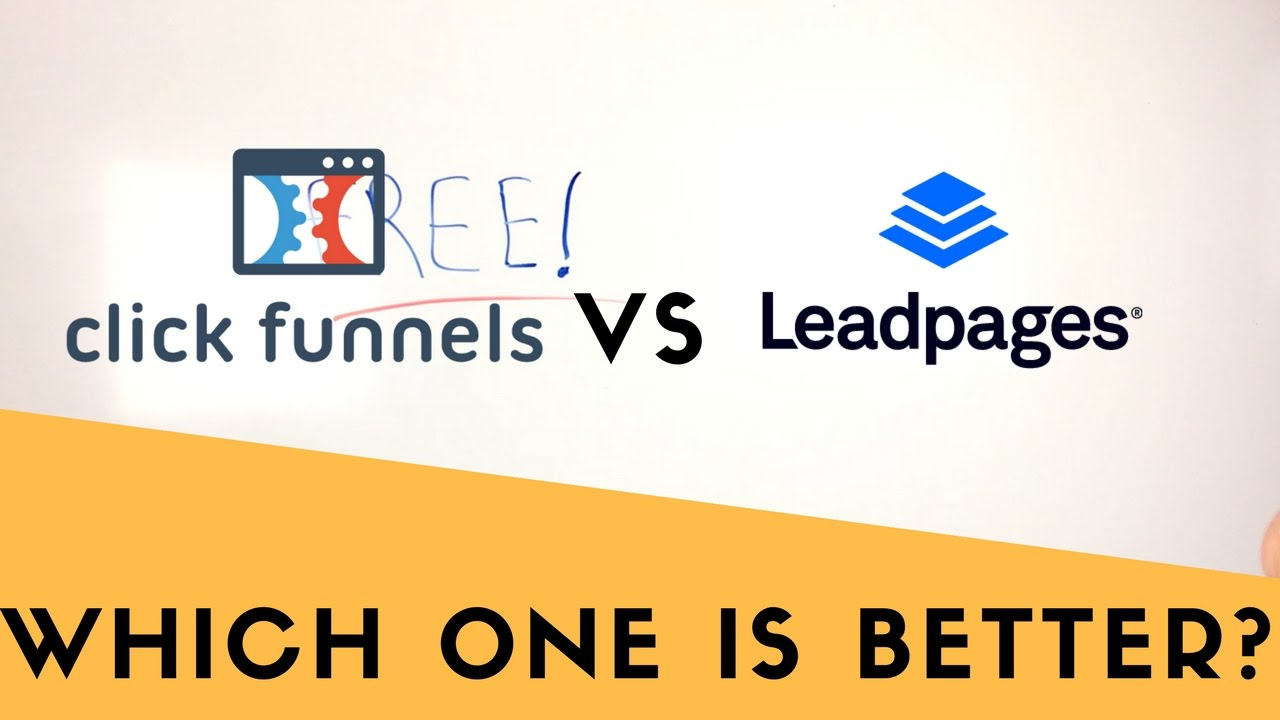 Funnels Vs Clickfunnels - An Overview